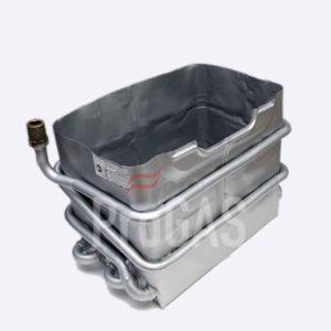 теплообменник для газовой колонки нева